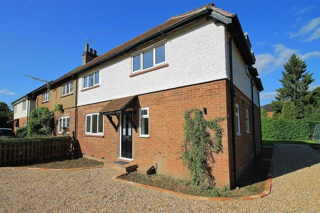 Thumbnail Semi-detached house for sale in Clandon Road, Send, Woking