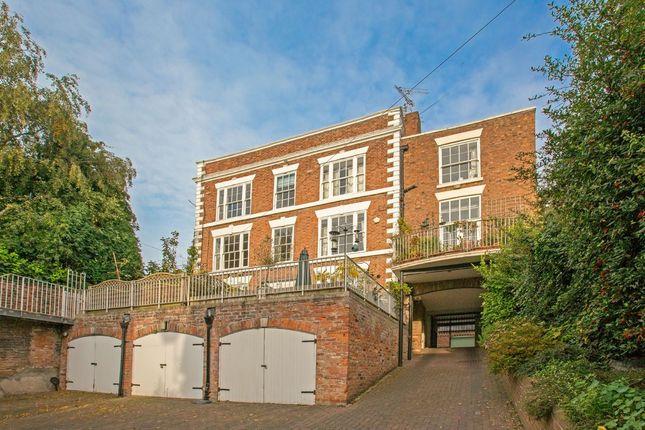 Thumbnail Town house for sale in Duke Street, Chester