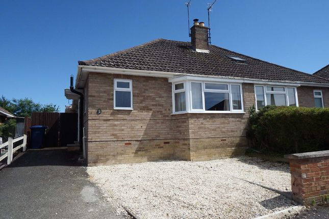 Thumbnail Bungalow for sale in Blenheim Orchard, Shurdington, Cheltenham, Gloucestershire