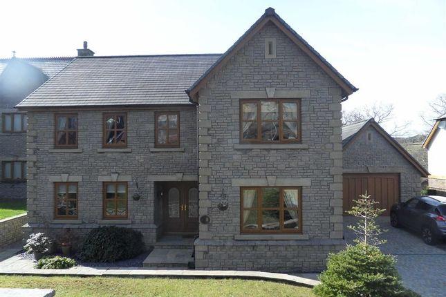 Thumbnail Detached house for sale in Glyn Y Swistir, Swiss Valley, Llanelli