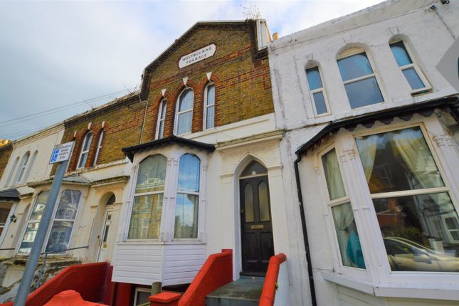 Thumbnail 1 bed flat to rent in South Eastern Road, Ramsgate