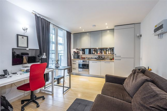 Studio for sale in Blake Apartments, New River Avenue, London N8