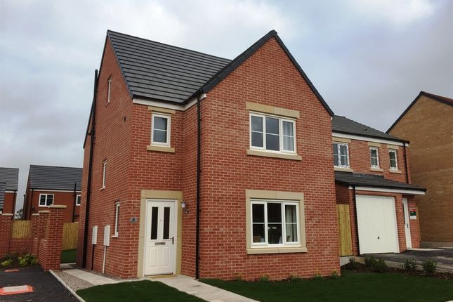 "Thumbnail Detached house for sale in ""Hatfield"" at Windsor Way, Carlisle"