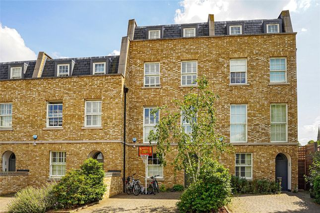 6 bed terraced house for sale in Mills Row, Chiswick, London W4