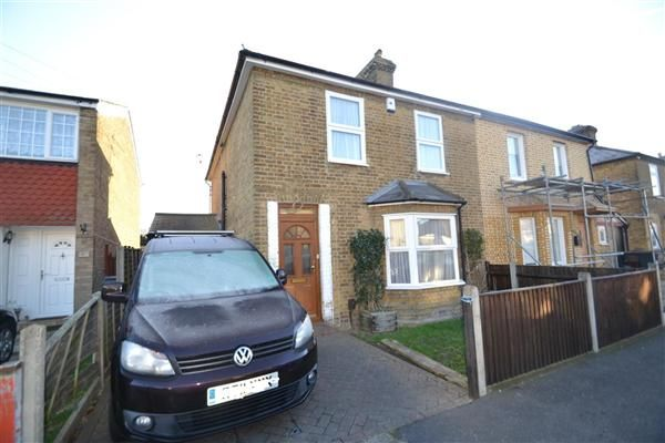 Semi-detached house for sale in Fruen Road, Feltham