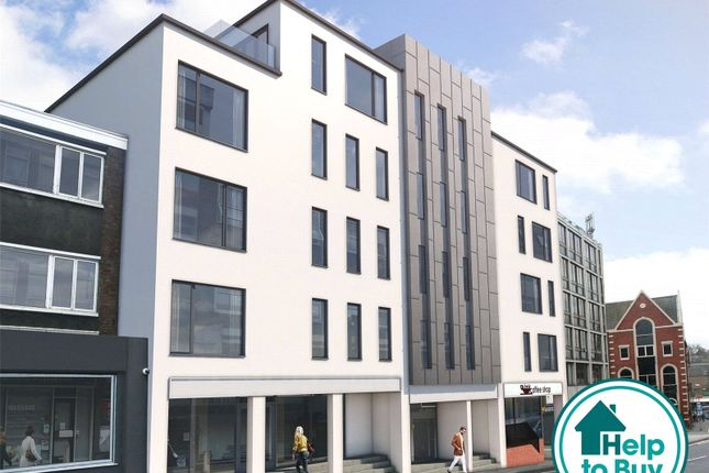 Thumbnail Flat for sale in Station Place, 114-118 Kings Road, Brentwood, Essex