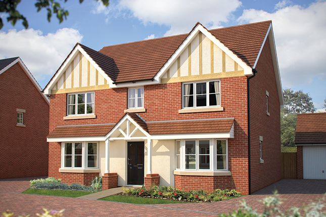 "Thumbnail Detached house for sale in ""The Winchester"" at Bromham Road, Bedford"