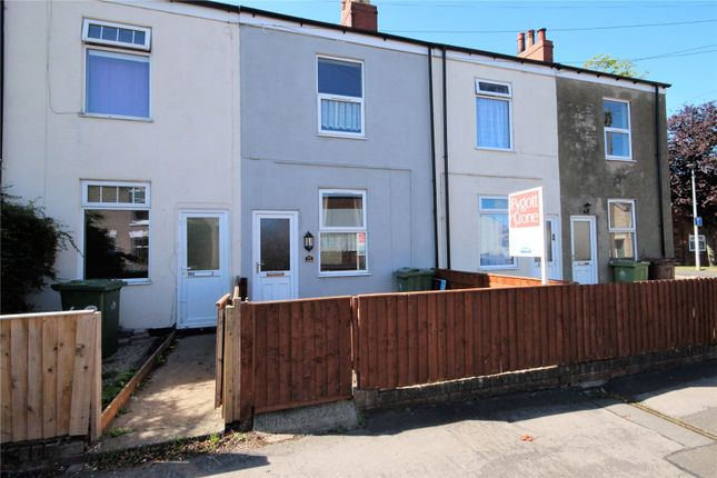Thumbnail Terraced house to rent in Macauley Street, Grimsby