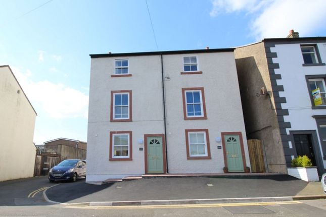 Thumbnail Semi-detached house to rent in Market Hill, Wigton