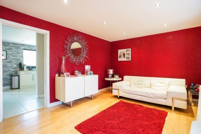 Reception Room of Mill Weir Gardens, Sefton Village, Liverpool, Merseyside L29