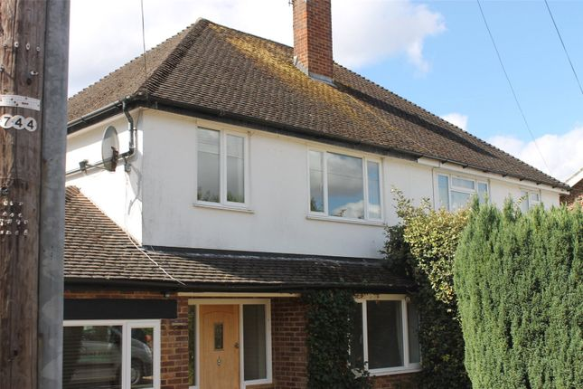 Thumbnail Semi-detached house to rent in South View Road, Gerrards Cross, Bucks