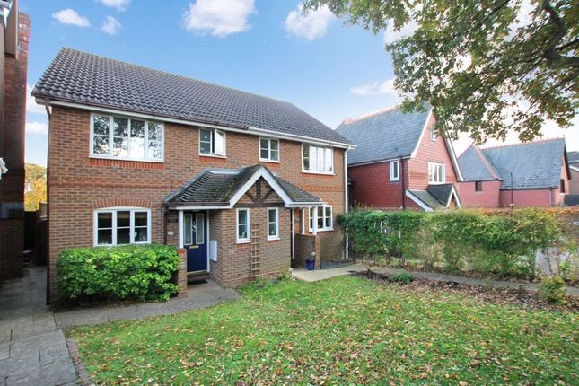 Thumbnail Semi-detached house to rent in Newtown Road, Warsash, Southampton