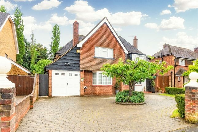 Thumbnail Detached house for sale in Wood Lane Close, Iver Heath, Buckinghamshire