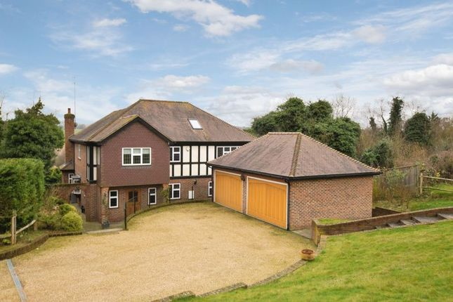 Thumbnail Detached house to rent in Chelsfield Hill, Chelsfield, Orpington
