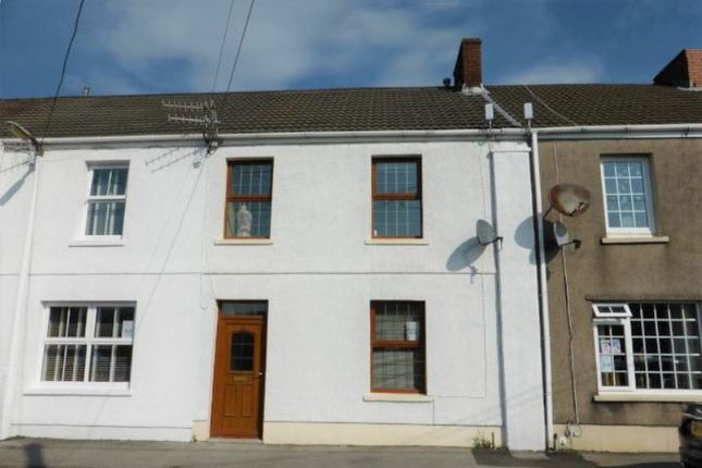 Thumbnail Terraced house to rent in Abergwernffrwd Row, Tonmawr, Port Talbot