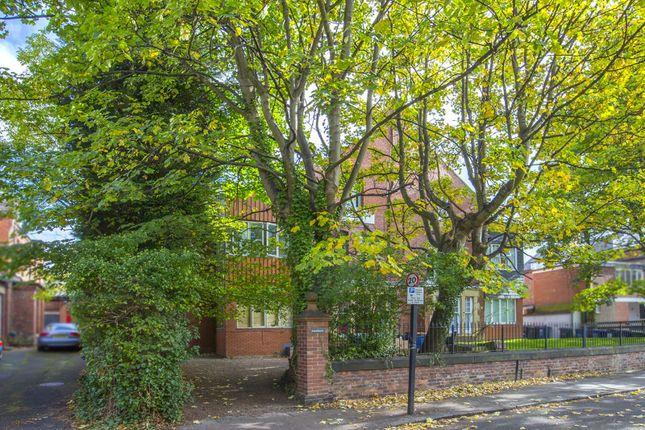 Thumbnail Flat for sale in Northbank, Otterburn Terrace, Jesmond, Newcastle Upon Tyne