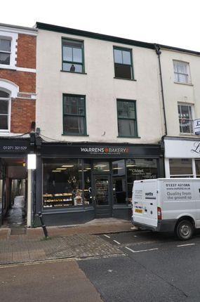 2 bed flat to rent in Boutport Street, Barnstaple EX31