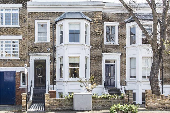 Thumbnail Terraced house for sale in De Beauvoir Road, London