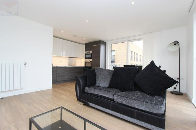 Thumbnail Flat to rent in Marine Wharf, Plough Way