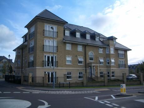 Thumbnail Flat to rent in Greenidge Court Marshall Square, Banister Park, Southampton