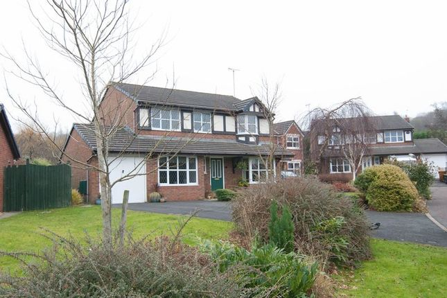 Thumbnail Detached house for sale in 2 The Wold, Heapey, Lancashire