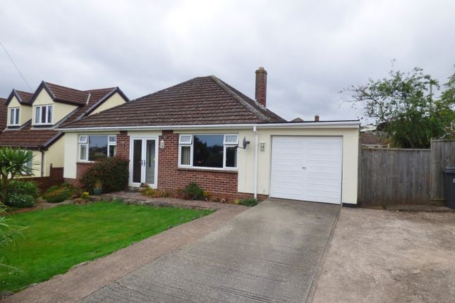 Thumbnail Detached bungalow for sale in Coker Avenue, Torquay