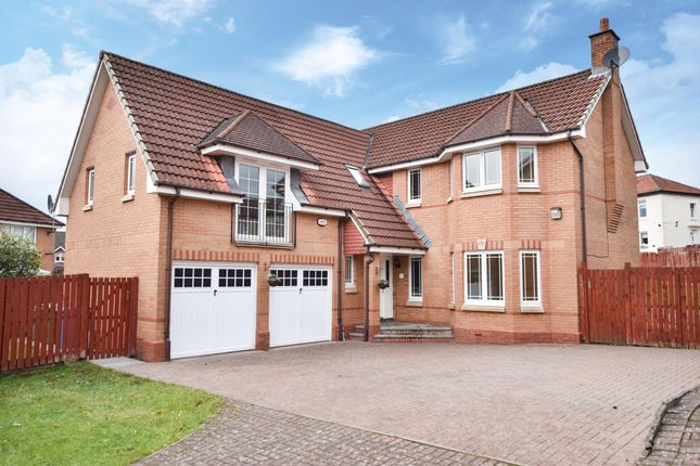 Thumbnail Detached house for sale in Duthie Park Place, Academy Park, Anniesland