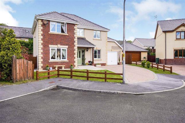 Thumbnail Detached house for sale in Nant Yr Ynys, Llanpumsaint, Caerfyrddin, Nant Yr Ynys