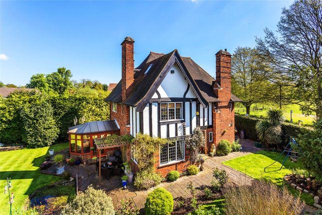 Thumbnail Detached house for sale in West Byfleet, Surrey