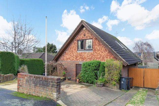 Thumbnail Detached house for sale in Park Crescent, Forest Row