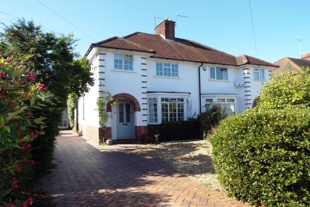 Thumbnail Property to rent in Bearton Green, Hitchin