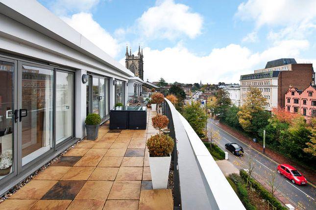 Thumbnail Flat to rent in Norfolk Heights, Church Road, Tunbridge Wells
