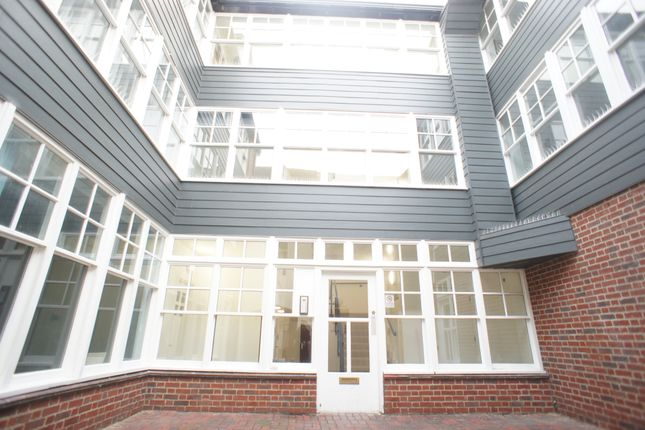 Thumbnail Flat to rent in King Harold Court, Waltham Abbey, Essex