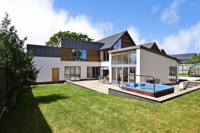 Thumbnail Detached house for sale in Wyatts Lane, Northwood, Isle Of Wight