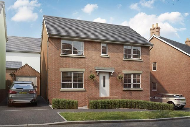 "Thumbnail Detached house for sale in ""Thornton"" at Bevans Lane, Pontrhydyrun, Cwmbran"