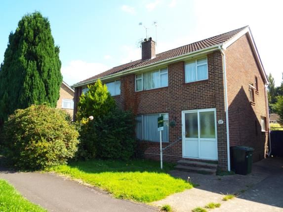 Thumbnail Semi-detached house for sale in Fair Oak, Eastleigh, Hampshire