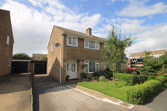 Thumbnail Semi-detached house for sale in Chantry Road, Romanby, Northallerton