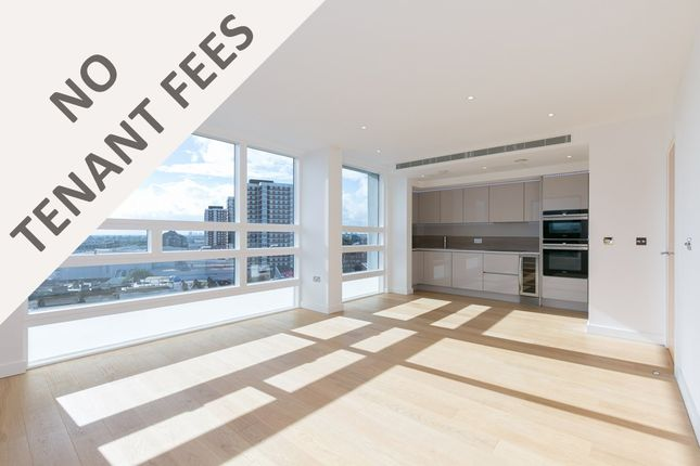 Thumbnail Flat to rent in Holland Park Avenue, London