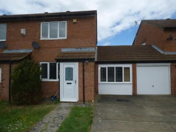Thumbnail 3 bedroom semi-detached house for sale in Downland, Two Mile Ash, Milton Keynes, Buckinghamshire