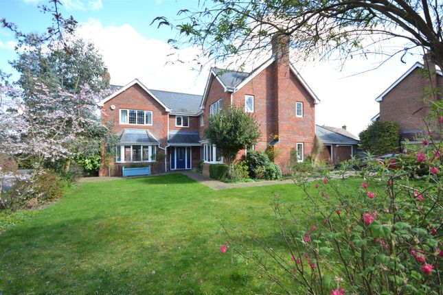 Thumbnail Detached house for sale in South View, Clarendon Park, Epsom