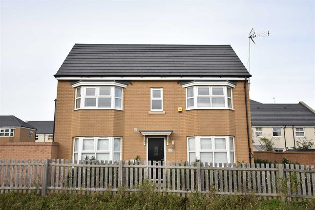Thumbnail End terrace house for sale in Broad Croft, Patchway, Bristol