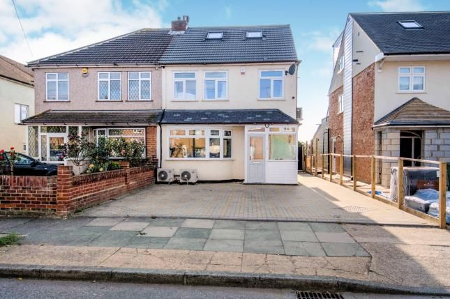 Thumbnail Semi-detached house for sale in Grays, Thurrock, Essex