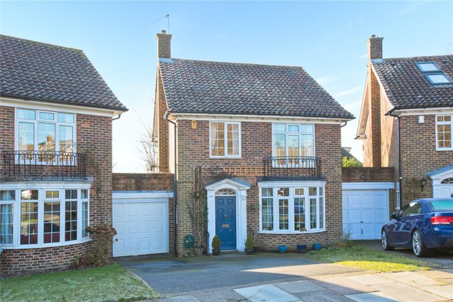 Thumbnail Detached house for sale in Whittingehame Gardens, Brighton, East Sussex