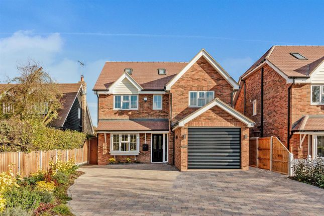 Thumbnail Detached house for sale in Wyatts Green Road, Wyatts Green, Brentwood