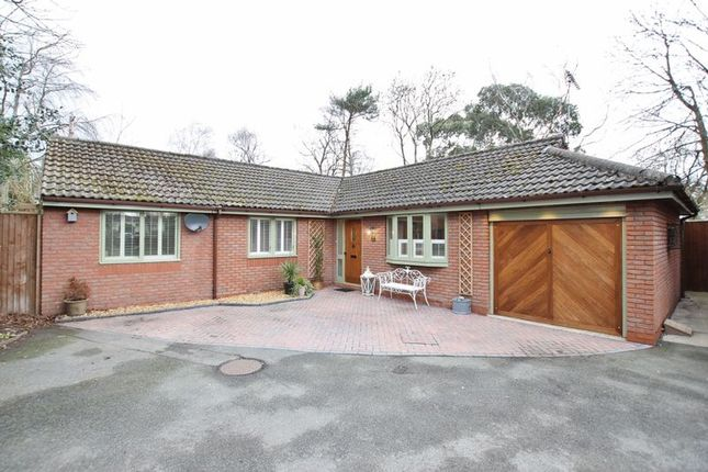 Thumbnail Detached bungalow for sale in Kirkmount, Upton, Wirral
