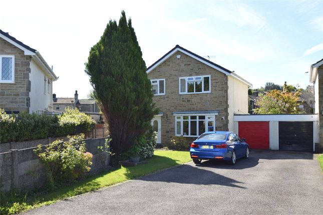 Thumbnail Detached house for sale in Fellwood Avenue, Haworth, Keighley, West Yorkshire