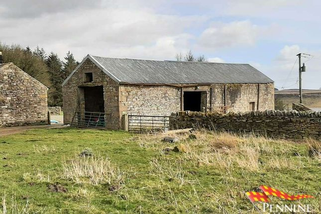 Thumbnail Barn conversion for sale in Greenlee, Bardon Mill