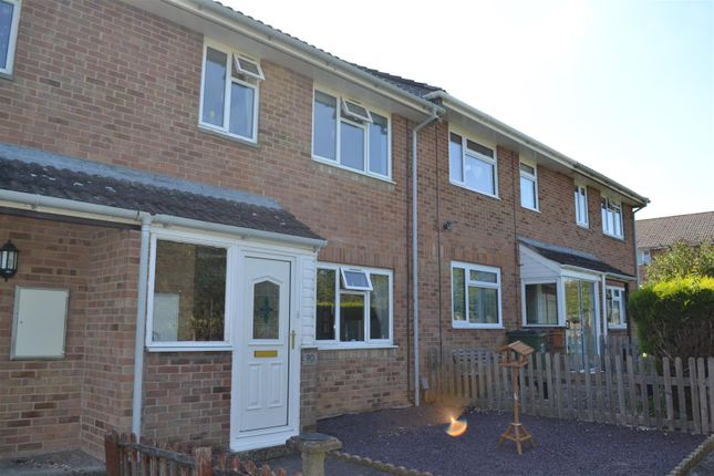 Thumbnail Terraced house for sale in Wood Park, Ludgershall, Andover