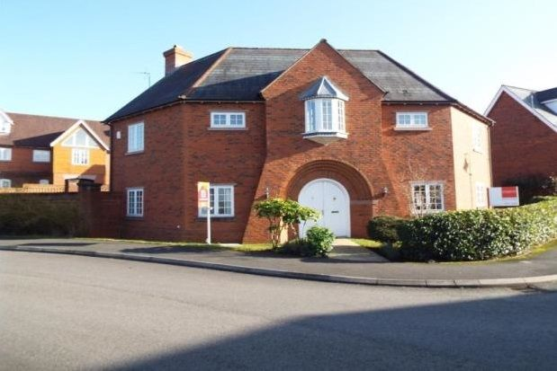 Thumbnail Property to rent in Redbourne Drive, Weston, Crewe
