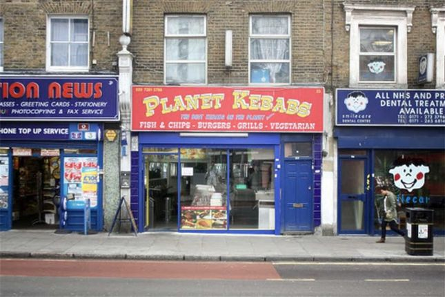 Thumbnail Restaurant/cafe for sale in Junction Road, London